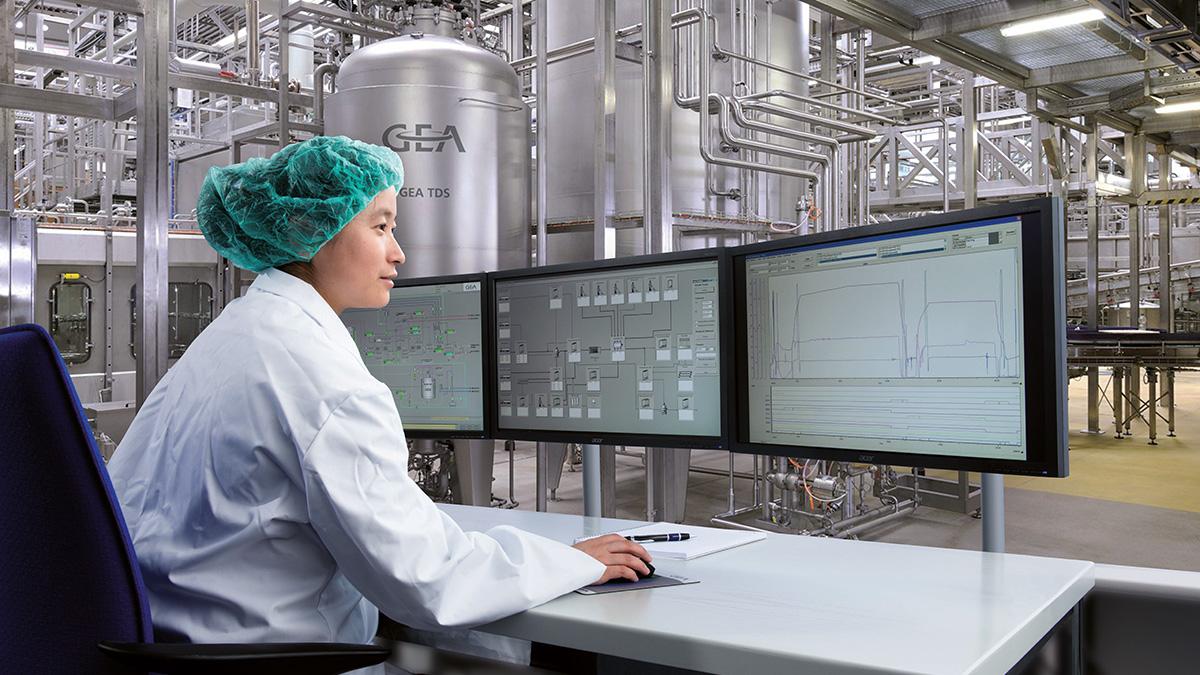 otas u00ae dairy process automation - efps