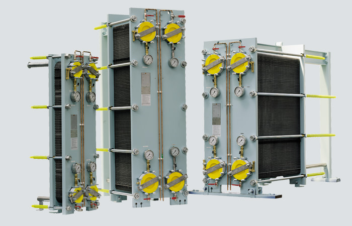 Gasketed Plate Heat Exchangers NT Series