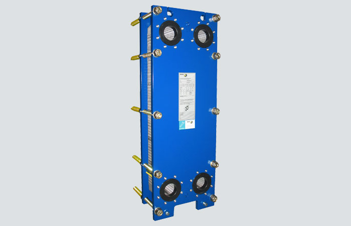 Kelvion NX80M Gasketed Plate Heat Exchanger