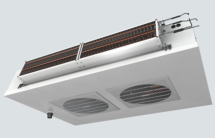 Kelvion Coomercial Air Cooler KDC - front view