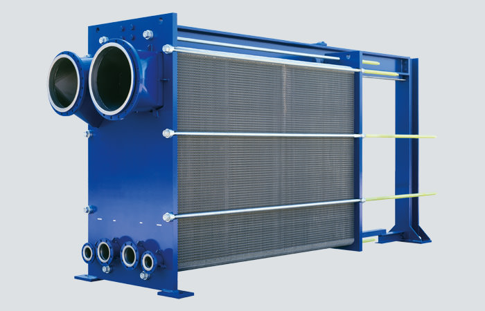 Gasketed Plate Heat Exchanger CT193