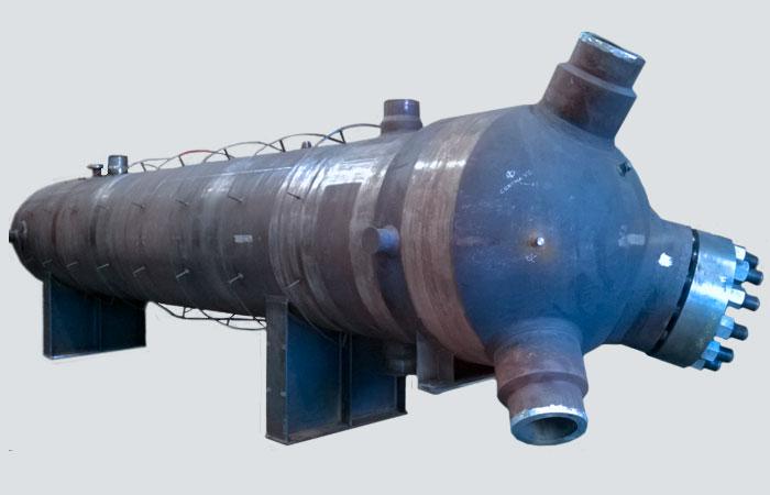 Shell & Tube Steam - EFPS - European Food Processing Systems Ltd