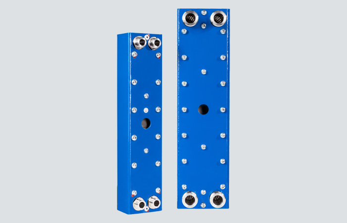 Kelvion Brazed Plate Heat Exchanger