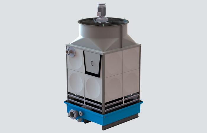 Kelvion Modular Cooling Tower CMC