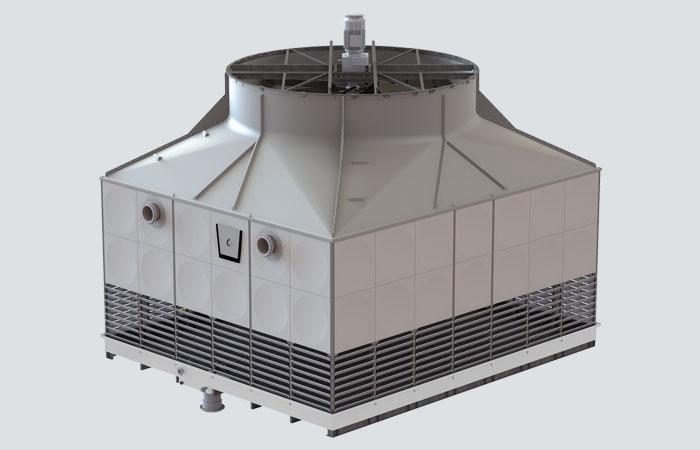 Kelvion Modular Cooling Tower CMDR