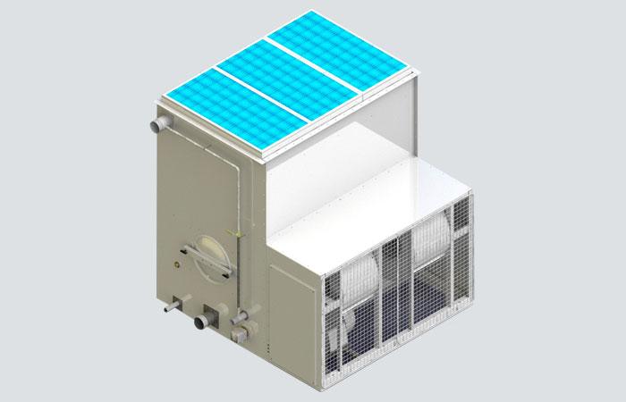 Kelvion Modular Cooling Tower TCO / RCO
