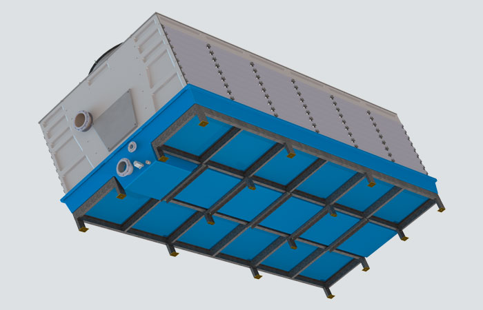 Kelvion Modular Cooling Tower XE, XT, XL, XM