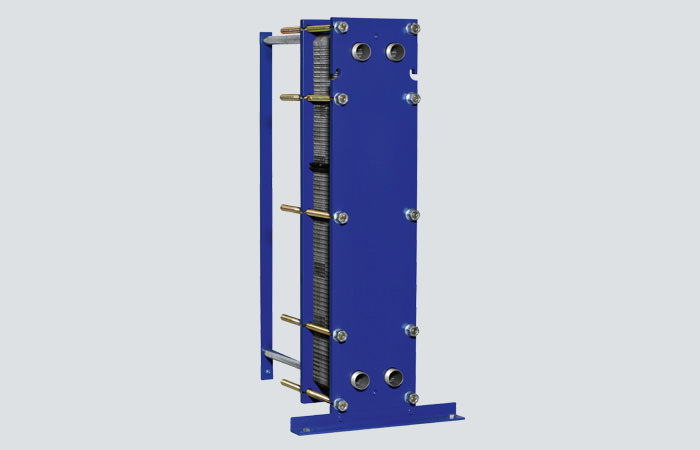 Gasketed Plate Heat Exchanger NA Series