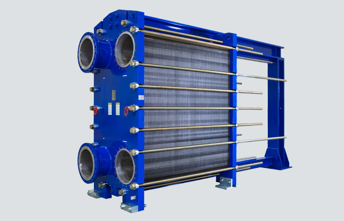 Gasketed Plate Heat Exchanger NH Series