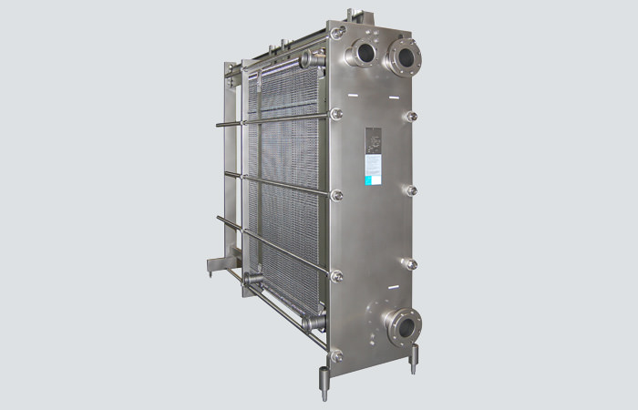 Gasketed Plate Heat Exchanger NL Series