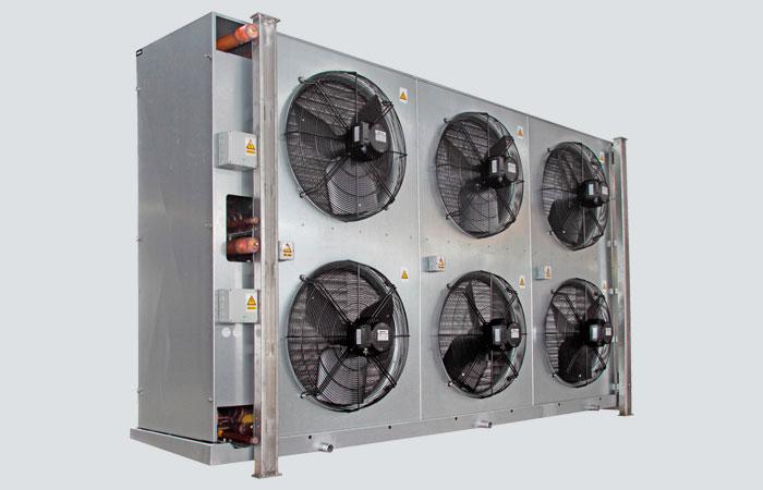 Kelvion Goedhart Customized Air Cooler BR50