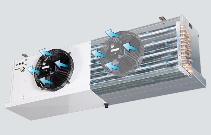Kelvion Goedhart Commercial Air Cooler FC38S