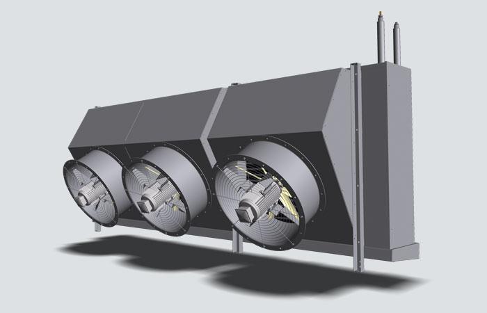 Kelvion Goedhart Customized Air Cooler DTO AU