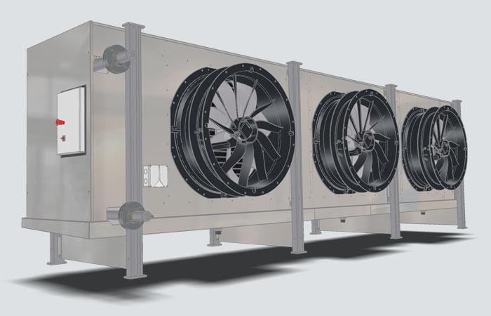 Kelvion Goedhart Customized Air Cooler DTO LLK