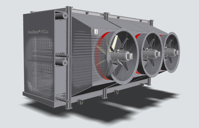 Kelvion Goedhart Customized Air Cooler DTO PLK
