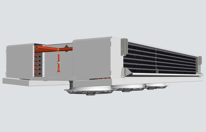 Kelvion Goedhart Customized Air Cooler DVS