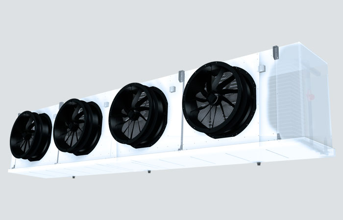 Kelvion Goedhart Customized Air Cooler VCe
