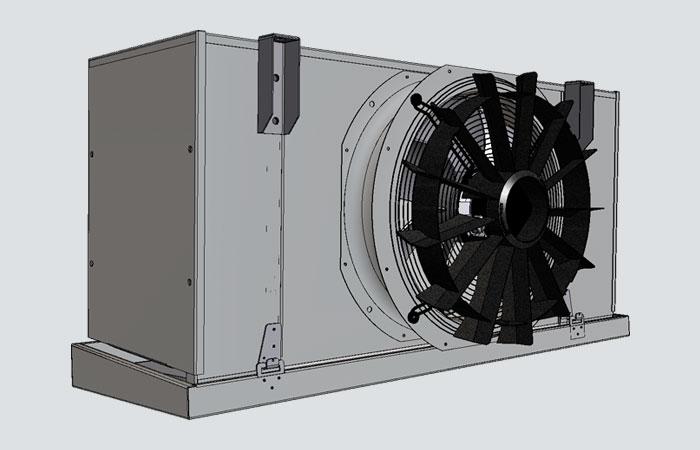Kelvion Goedhart Customized Air Cooler VRe