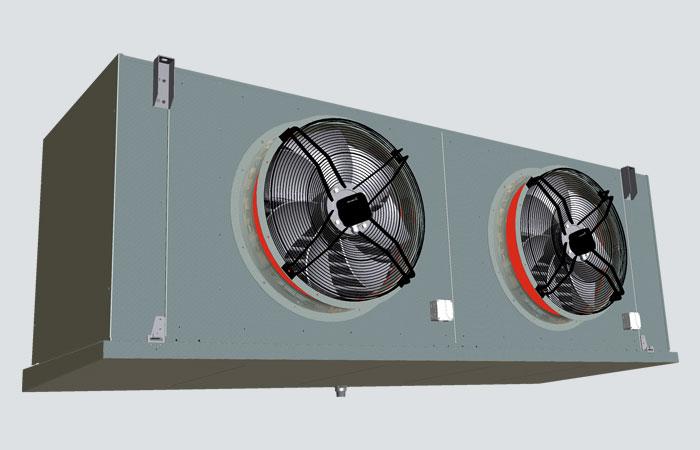Kelvion Goedhart Customized Air Cooler ZFB ZFZ