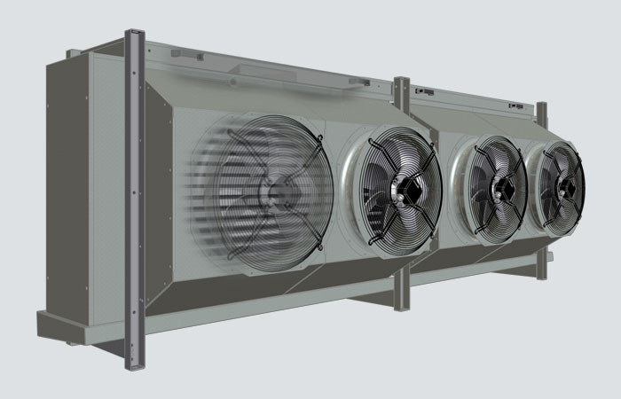 Kelvion Goedhart Customized Air Cooler ZGB ZGZ