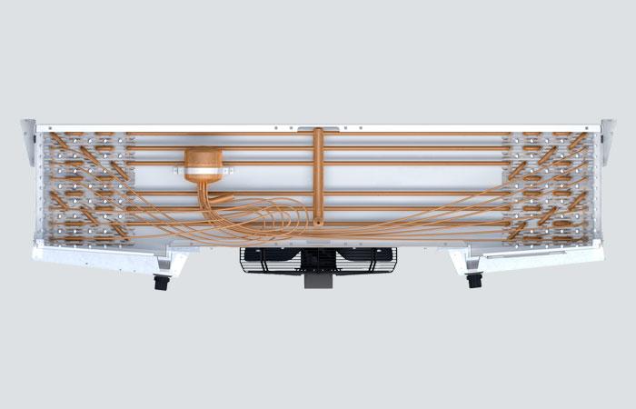 Kelvion Küba Customized Air Cooler DZ Production