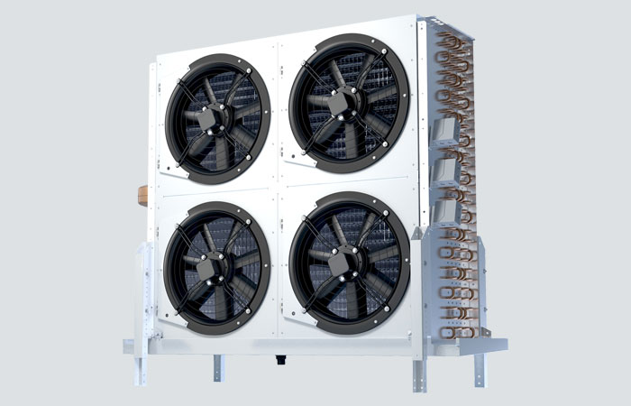 Kelvion Küba Customized Air Cooler SF Blastfreezer