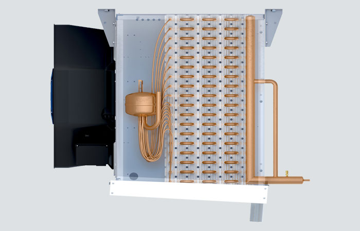 Kelvion Küba Customized Air Cooler SG Industrial