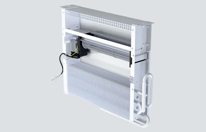 Kelvion Küba Commercial Air Cooler Gastro FM